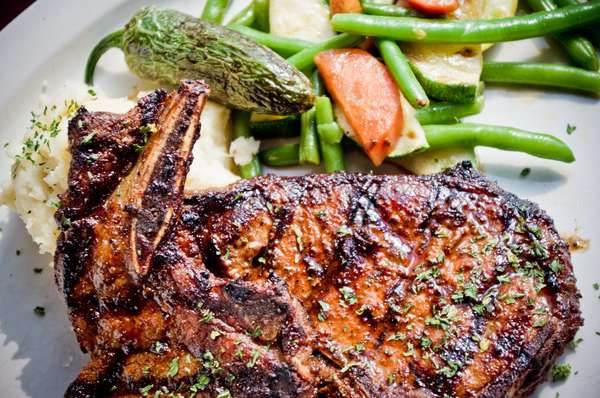 Jalapeño Pork Chops