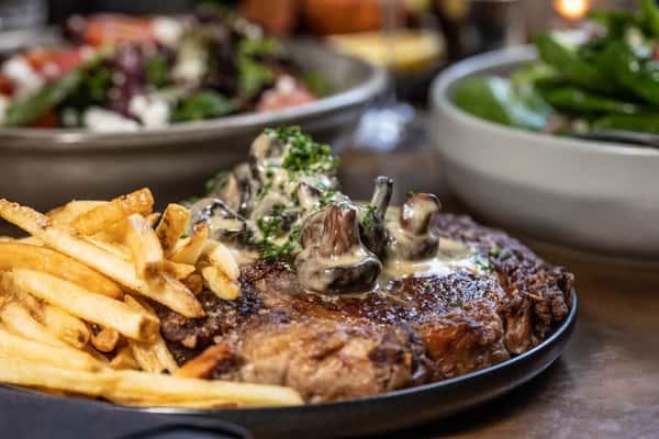Steak + Fries