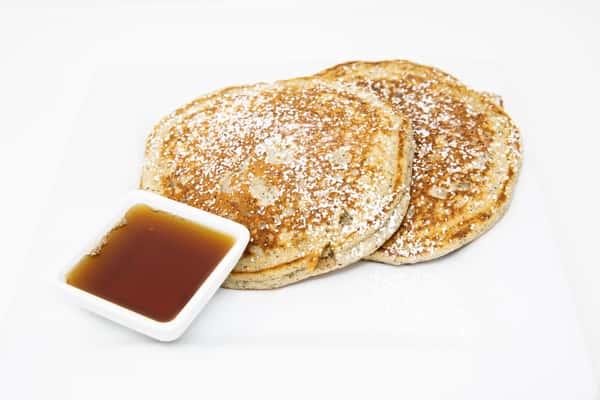 Minnesota Wild Rice Pancakes