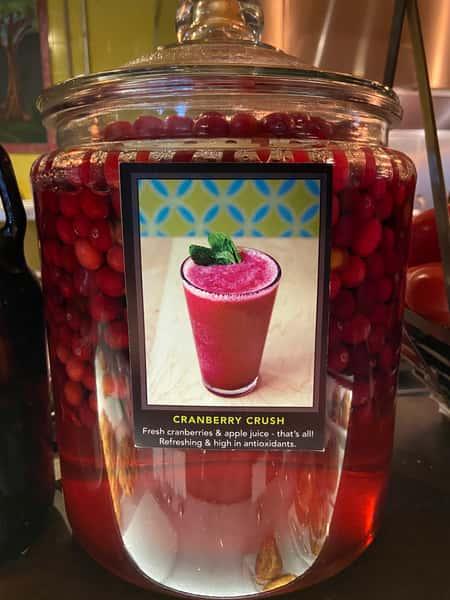 Cranberry Crush
