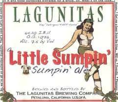 Little Sumpin' Sumpin' Ale - Lagunitas Brewing Co., California