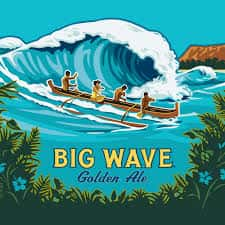 Big Wave - Kona Brewing Co., Hawaii