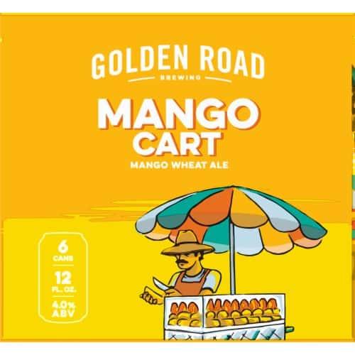 Mango Cart- Golden Road Brewery, California