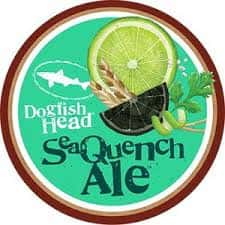 Sea Quench Ale - Dogfish Head Brewery, DE