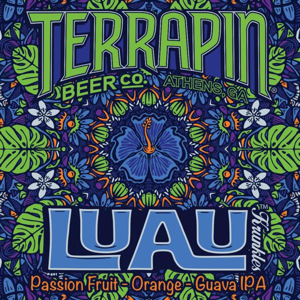 Luau Krunkles - Terrapin Beer Co., GA