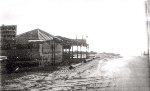 old beachcomber