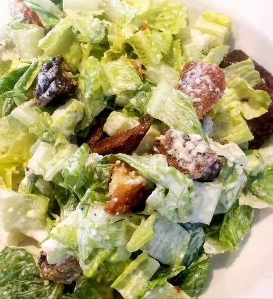 Buttermilk Caesar Salad
