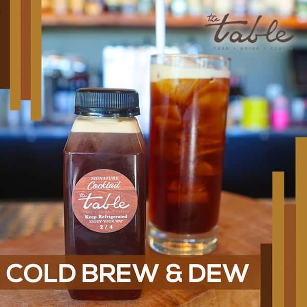 Cold Brew & Dew