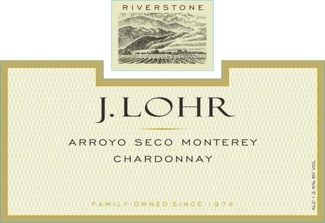 J lohr - Riverstone, Chardonnay