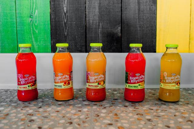 Tropical Rhythm Fruit Punch