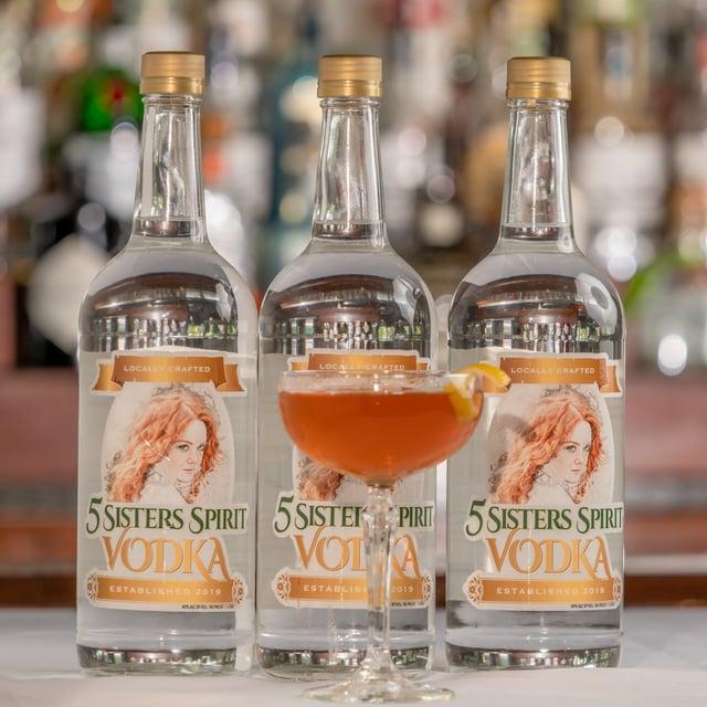 The Hooker Martini