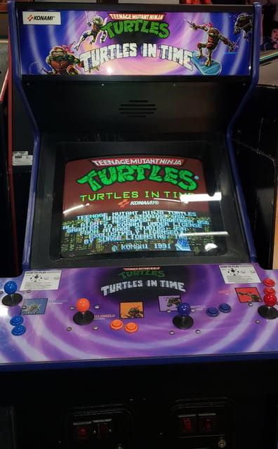 TMNT - Turtles in Time
