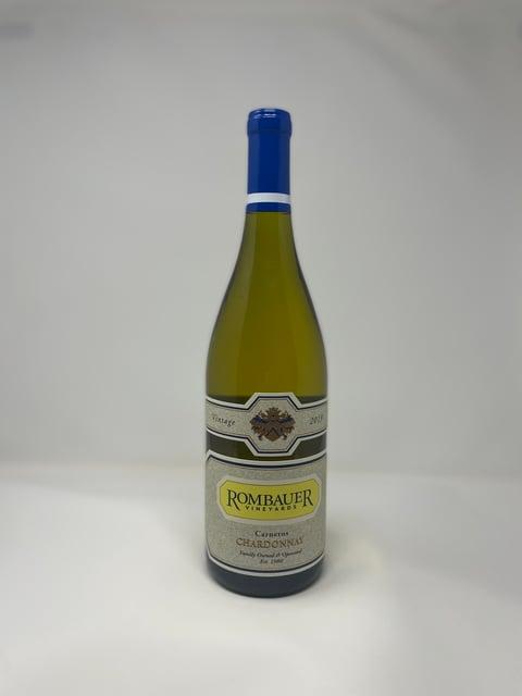 Chardonnay, Rombauer, 2018, Carneros