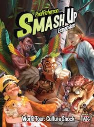 Smash Up World Tour Culture Shock