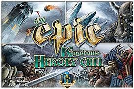 Tiny Epic Kingdoms Heroes Call