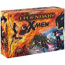 Legendary X-Men