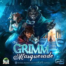 The Grimm Masquerade