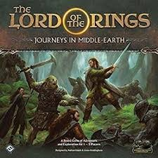 Lord of the Rings Journeys in Middle Earth