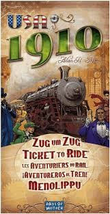Ticket to Ride 1910