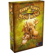 Bunny, Bunny, Moose, Moose