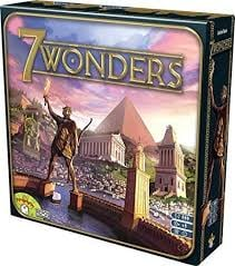 7 Wonders Base Game