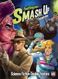 Smash Up Science Fiction Double Feature