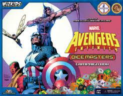 Marvel Avengers Infinity Dice Masters