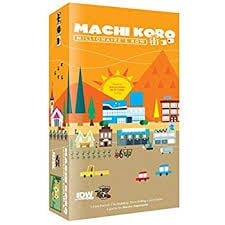 Machi Koro Millionaire's Row
