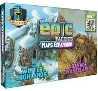 Tiny Epic Tactics; Maps Expansion