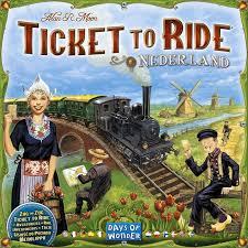 Ticket to Ride Nederlands