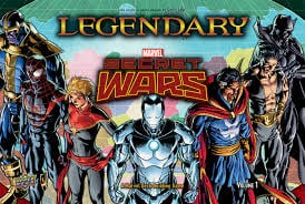 Legendary Secret Wars Volume 1
