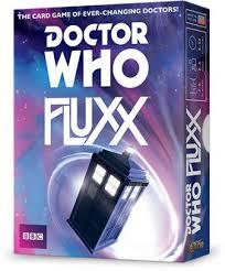 Fluxx Dr. Who