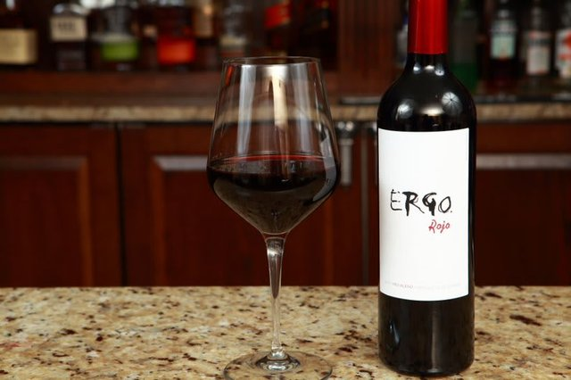 Ergo Rojo Red Blend - Rioja, Spain