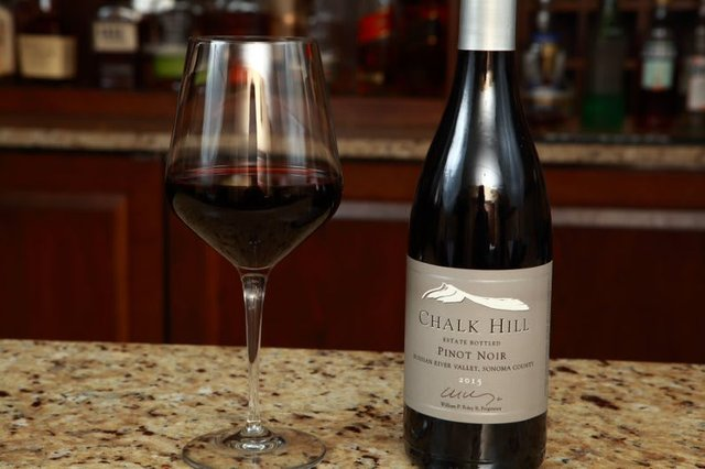 Chalk Hill Estate Pino Noir - Russian River, Sonoma