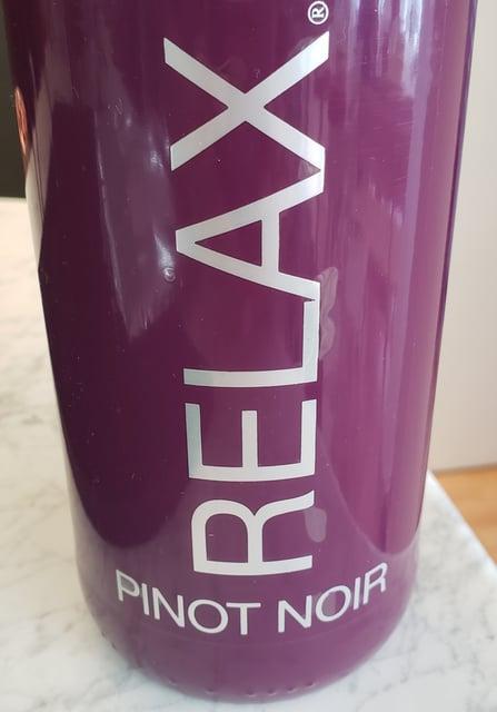 Relax Pinot Noir