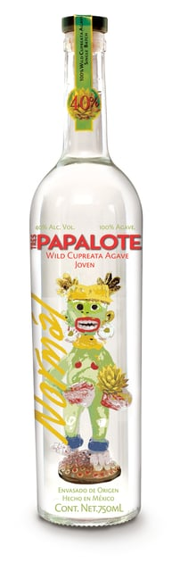 Tres Papalote 80 Proof