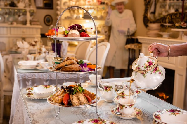 British High Tea
