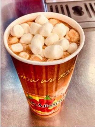 Coffee & Hot Chocolate
