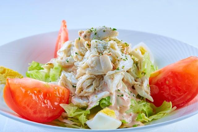 Crab Louie Salad