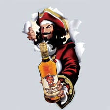 CAPTAIN MORGAN - CALL DRINK
