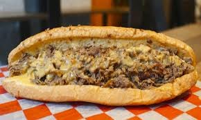 STEAK OR CHICKEN CHEESESTEAKS