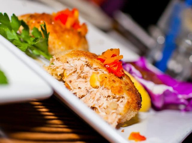 Crab Cakes - Our Specialty