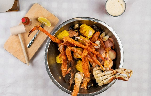 """""""The Royal Crab Feast"""""""