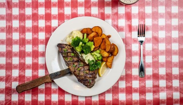 14oz NY Steak