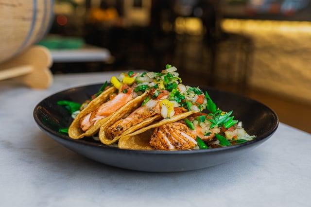 Hardshell Fish Taco