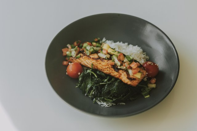Baja Grilled Salmon