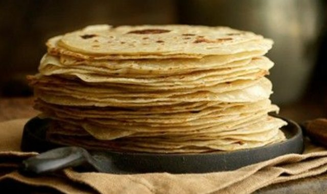 Corn or Flour Tortillas