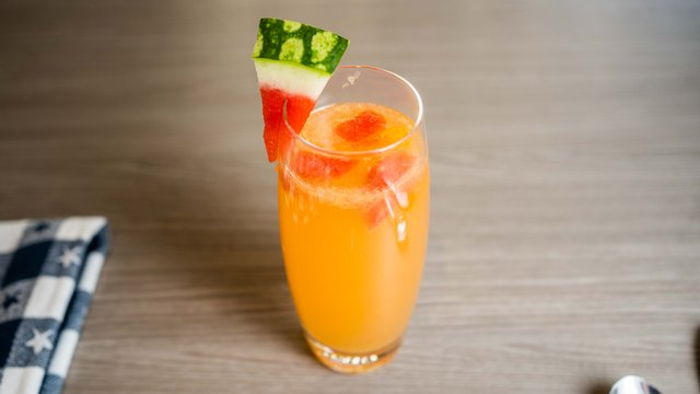 ELDERFLOWER WATERMELON MANDARIN MIMOSA