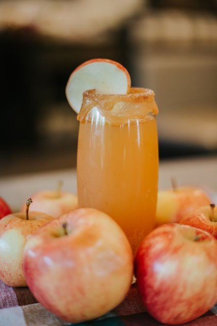 CARAMEL APPLE MIMOSA*
