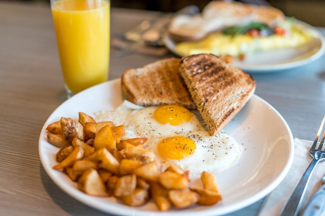 5. EGGS YOUR WAY — ALL DAY — EVERY DAY